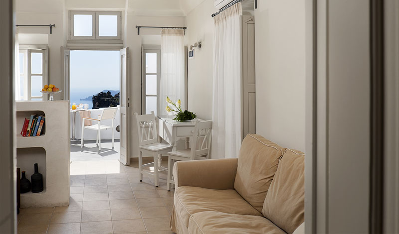 Gorgona Villas, Cave Suite