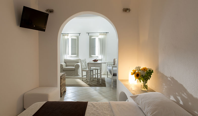 Gorgona Villas, Santorini Honeymoon Suite