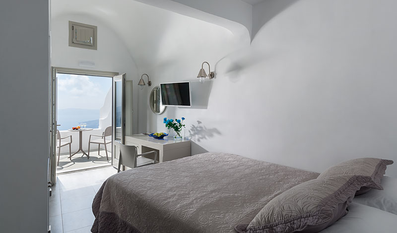 Krokos Villas - Superior Double Room